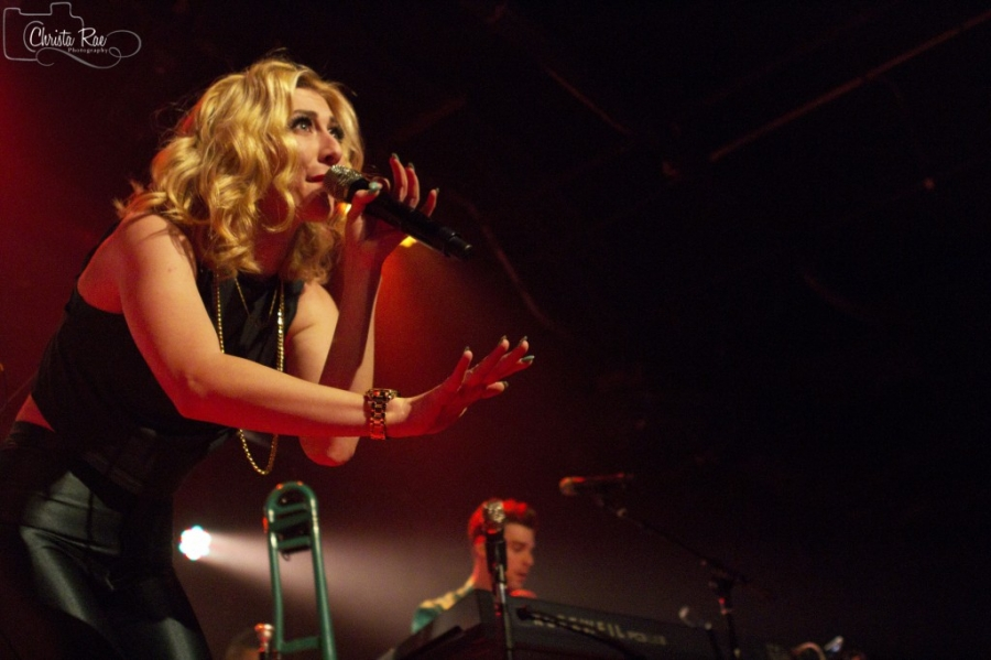 Karmin At Baltimore Soundstage In Baltimore Md January 29 2014